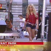 Jessica Simpson These Boots Are Made For Walking GMA 2005 Video