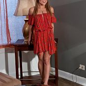Madden Red Dress Picture Set