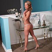 Madden Silver Bikini Picture Set