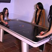 Natalia Marin, Clarina Ospina & Melissa Lola Sanchez Hot Hair Hockey TBF HD VIdeo 520