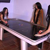 Natalia Marin, Clarina Ospina & Melissa Lola Sanchez Hot Hair Hockey TBF HD VIdeo 520
