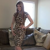 Sherri Chanel Leopard Pasties Bonus HD Video 193