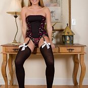 Sherri Chanel Cute Stockings Picture Set 329