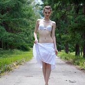 Silver Angels Marina Forrest Lingerie Picture Set 3