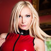 Susan Wayland Student In Latex Picture Set 1