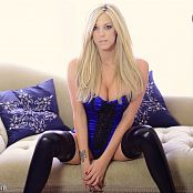 Gisele Love Leather Leggings Picture Set & HD Video