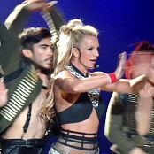Britney Spears Womanizer Live PL Hollywood 2016 HD Video