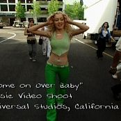 Christina Aguilera Come On Over Making Of BTS Video