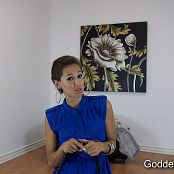 Goddess Rodea Collaring You HD Video