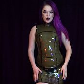 LatexBarbie Limp Dick Loser JOI HD Video
