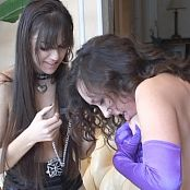 Sasha Grey, Sinn Sage & Sandra Romain Bitchcraft 2 DVDR & BTS Video
