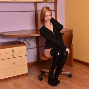 Silver angels Arisha Black Stockings Picture Set 2