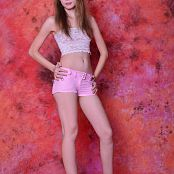 Silver Starlets Bianca Pink Shorts Picture Set 1