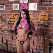 Thaliana Bermudez Pink Bunny TBF 525 4K UHD Video