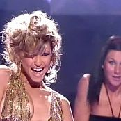 Rachel Stevens Knock On Wood Live Discomania 2004 DVDR Video