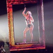 Britney Spears Gives Lucky Guy Lapdance Circus Tour 2009 HD Video