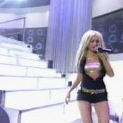 Christina Aguilera Come On Over Live VH1 My Music Awards Video