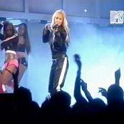Christina Aguilera Dirrty Live MTV Xelebri Party Video