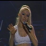 Christina Aguilera I Turn To You Live Psykoblast Tour 2000 Video