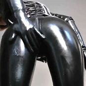 Goddess Celine Sweat Latex Loser JOI HD Video