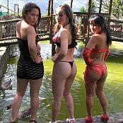 Daniela Florez, Thaliana Bermudez & Angie Narango Pond Trio Bonus LVL 1 TBF HD Video 057