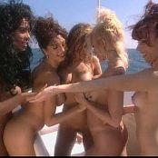 Jenna Jameson, Chasey Lain & More Lesbian Orgy Dangerous Tides DVDR Video