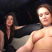 Katja Kassin, Julia Bond And Many More Crazy Limo Lesbo Gangbang Video