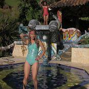 Luisa Henano Aqua Sparkly Outfit Bonus LVL 1 TBF HD Video 028