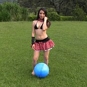 Natalia Marin Black Outdoors Bikini Bonus LVL 1 TBF HD Video 039