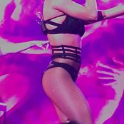 Britney Spears Hot Body Pom Concert 2016 HD Video