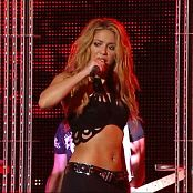 Shakira She Wolf Sexy Live At Jimmy Kimmel 2009 HD Video