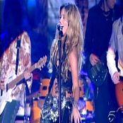 Shakira Suerte Live Gala Miss Espaa Video