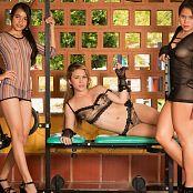Sofia Zapata, Mary Mendez & Daniela Florez Bonus LVL 1 TBF Picture Set 060
