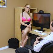 Katie Banks Office Suck Slut Part 1 HD Video