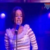 Alizee L Aliz Live TMF Awards 2001 Video