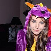 Andi Land Dragon Onesie Picture Set 581