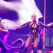Britney Spears Make Me & Freakshow Live Las Vegas 2016 HD Video