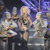 Britney Spears Work Bitch Live Epic Latec Catsuit Live 2015 HD Video