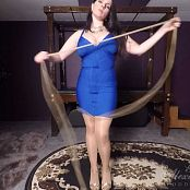 Goddess Alexandra Snow Chair Bound & Humiliated HD Video