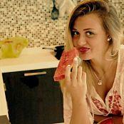 Karisha Terebun Fruty Fun In the Kitchen HD Video