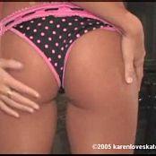 Kate Plays With Karens Ass Video