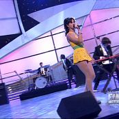 Katy Perry I Kissed A Girl Live SYTYCD HD Video