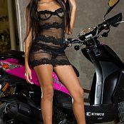 Lorena Alvarez Biker Girl Bonus LVL 2 TBF Picture Set 050
