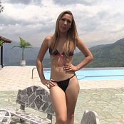 Luisa Henano Mountain Top Lingerie Bonus LVL 2 TBF HD Video 032