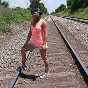 Madden Train Tracks Picture Set 4938