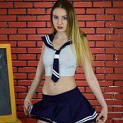 NewCityTeens Chelly Schoolgirl Picture Set