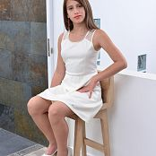 Silver Dreams Candy White Dress Picture Set 2