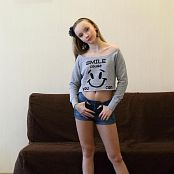 Silver Jewels Alice Denim Shorts Picture Set 4