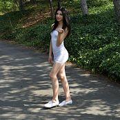 Silver Moon Teia White Dress Picture Set 2