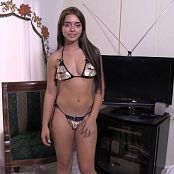 Sofy Arias Christmas Gold Bonus LVL 1 TBF HD Video 073